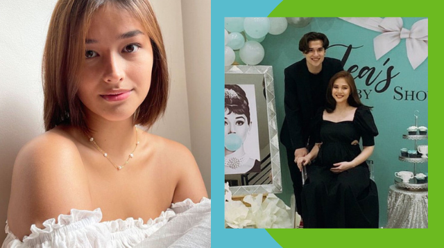 Liza Soberano Threw A 'Breakfast at Tiffany's' Themed Baby Shower For Janella Salvador