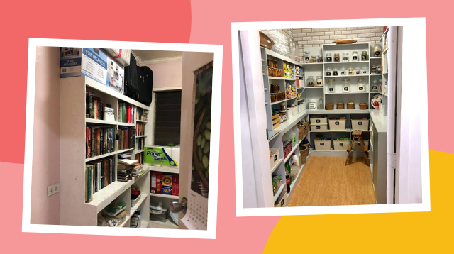 From 'Tambakan' To Organized Pantry! How This Mom Achieved Her Bodega Transformation