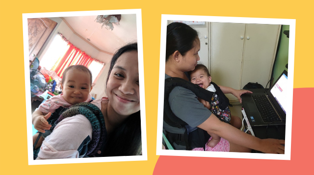 Look, Ma, No Hands! 3 Ways Babywearing Helps Multitasking Moms In a Pandemic