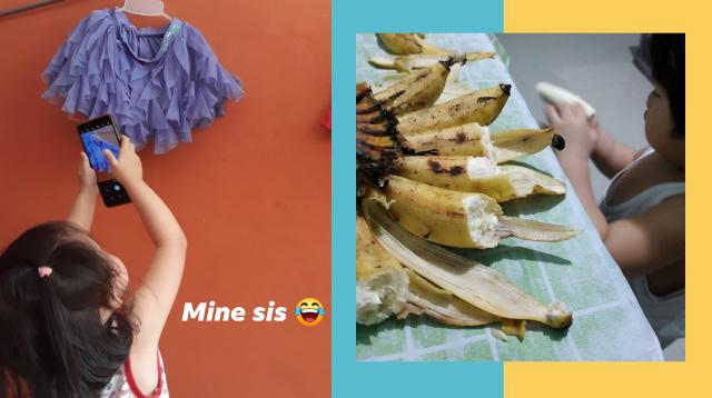 Ang Sakit Sa Tiyan! Heto Ang Limang Pampa-Good Vibes Na Toddler Photos