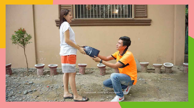 Naging Tulay Ang Nanay Ng Bride! This Couple Found Love Through Online Shopping