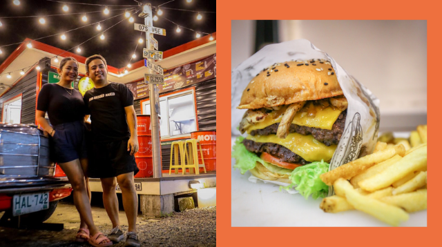 How This Couple Rebuilt Their Lives Flipping Burgers After ABS-CBN Layoff