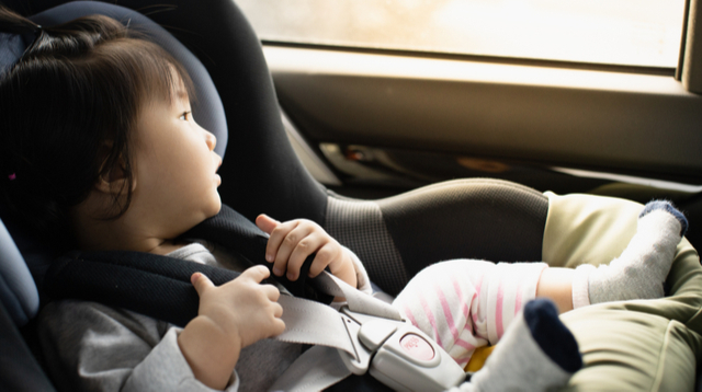 How To Get Toddlers To Stay In Car Seats Without Tantrums: 'Cocomelon Is Key!'