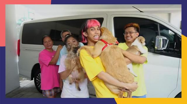 Mimiyuuuh Gifts Parents With A Van Worth P3M 'Nakakapag-Give Back Na Ako Sa Kanila'