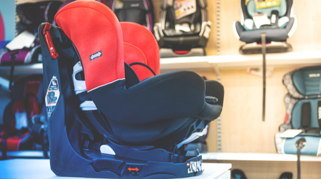 Child Car Seats Are Selling Fast: 'It's Gonna Be Like A Stroller'
