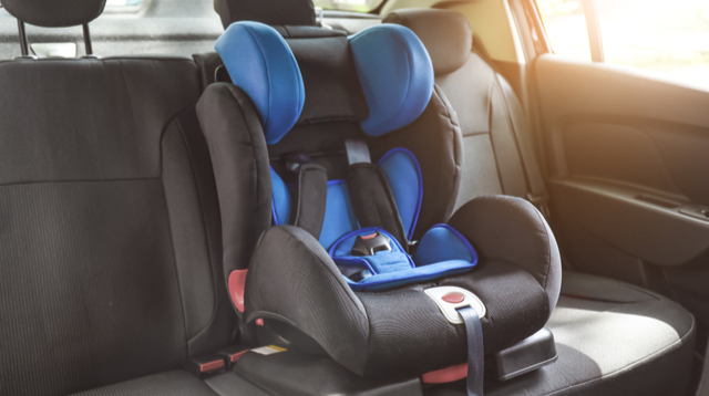 What The Expiration Dates On Child Car Seats Mean, Plus Is It Safe To Buy Secondhand?