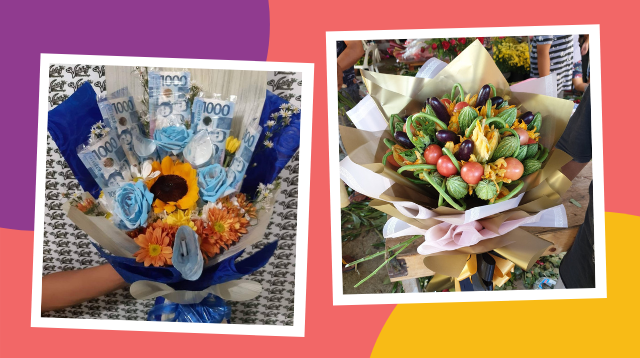 Naimas Launay! This Flower Shop In Ilocos Sells Pinakbet Bouquets And More