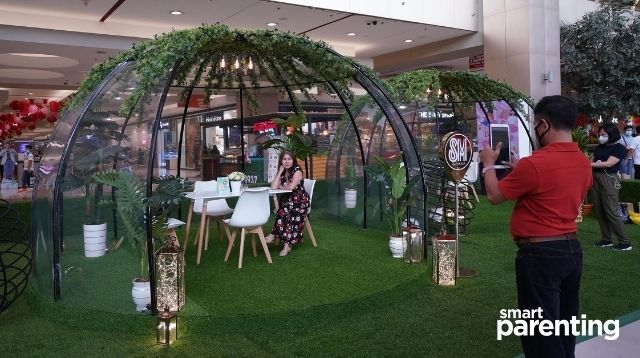 You Wanted 'Maiba Naman' For Date Night? Say Hello To Dining Pods