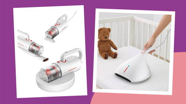Moms Are Loving These UV Bed Vacuums That Pick Up Dust And Mites