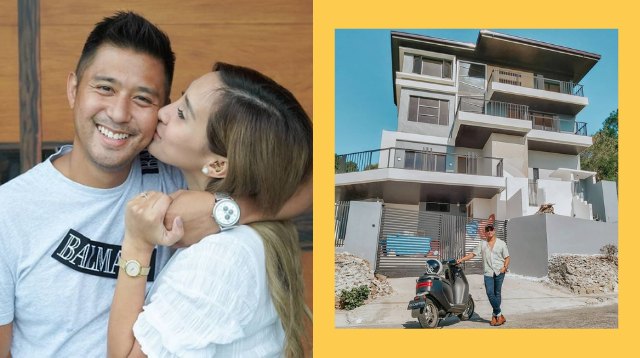 Rocco Nacino On Family Home In Antipolo: 'Building A Home From Scratch Is Cheaper'