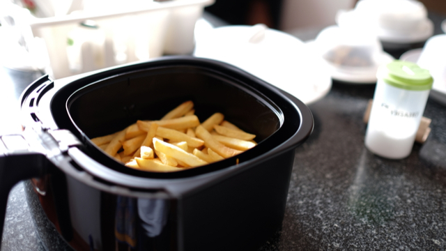 Delikado Magluto Ng French Fries Sa Air Fryer: Consumer Group