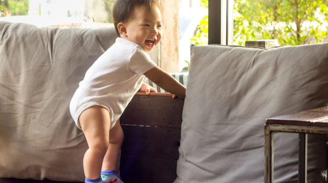 Standing Taller, Sitting Longer At 7 Months! 9 Baby Milestones He Can Do Already