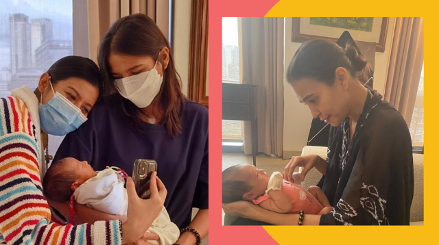 Alessandra De Rossi Offered To Be The Surrogate Of Assunta's Baby: 'Willing Ako, Para Sa Kanya'