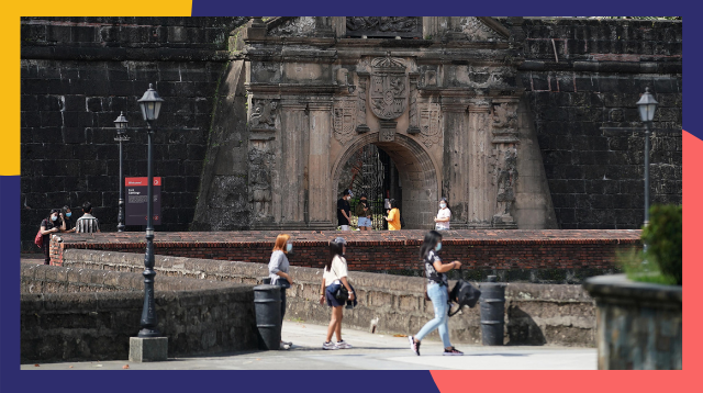 Fort Santiago, Casa Manila Museum, And Baluarte De San Diego In Intramuros Are Now Open