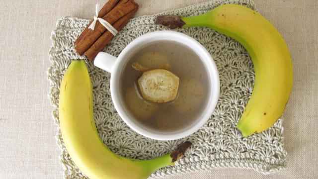 Banana Tea Ang Murang Solusyon Kung Lagi Kang Hindi Makatulog