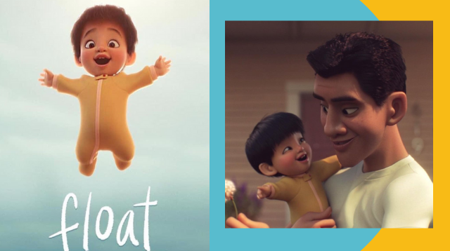 Dear Families, Disney Pixar's Float Will Make You Ugly Cry And It's A Good Feeling