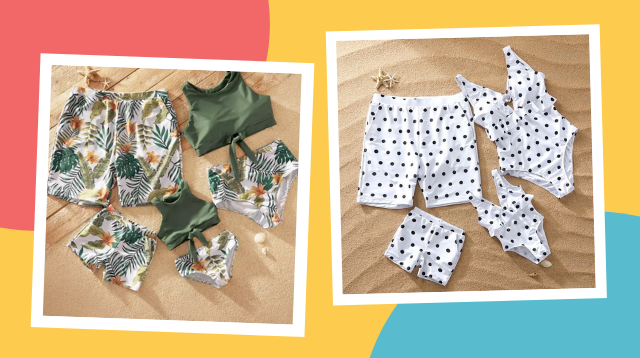 6 Online Shops To Find Matching Swimwear For The Whole Family, Starting At P300