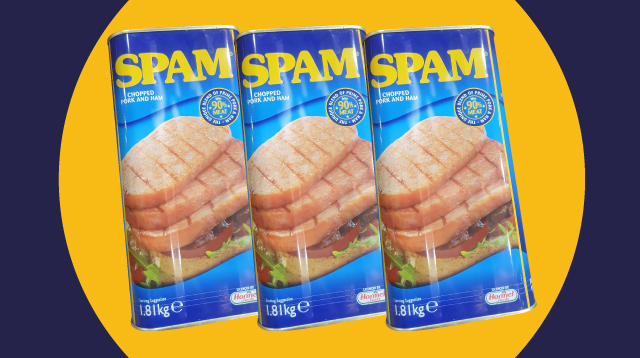 No Bulk Buying Needed! Family-Sized Can Of SPAM Is Now Available At Groceries
