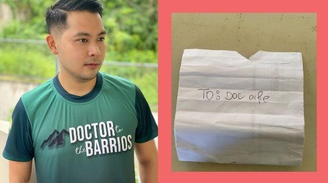 Barrio Doctor Ginulat Ng Pasyente Niya One Year Later: 'Doc Bayad Ko Sa Akong Utang Nimo'