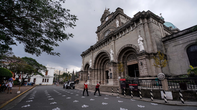 Manila Churches To Hold Live Masses This Holy Week At Very Limited Capacity