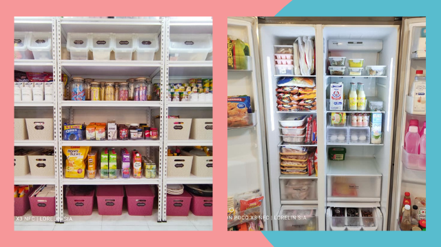 #KusinaGoals! This Mom's Organized Pantry Looks Like A Mini Supermarket