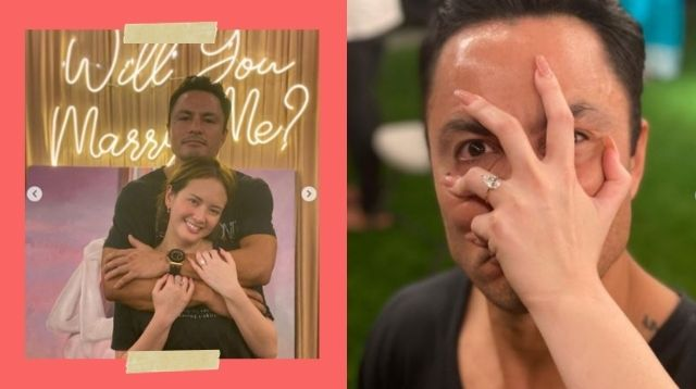 Engaged Na Sina Ellen Adarna At Derek Ramsay: 'Game Over'