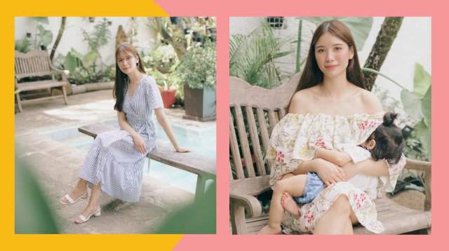 These Stylish And Functional Dresses By Tricia Gosingtian Are Perfect For Breastfeeding Moms