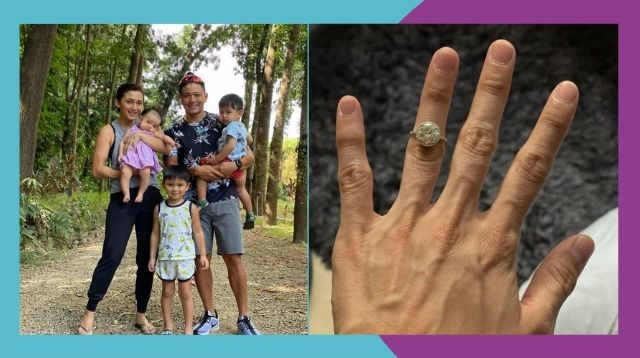 Iya Villania Just Got Real About Her Wedding Ring (Who Can Relate?)