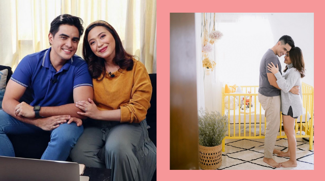 'Weekly Rating System' Helped Joyce Pring, Juancho Trivino Survive First Year Of Marriage