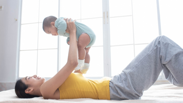 5 Easy-To-Do-At-Home Exercises After The Baby Is Born