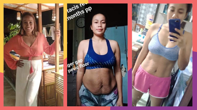 'I Was 182 Lbs And Hypertensive': Paano Na-Achieve Ni Mommy Ang Goal Weight Niya