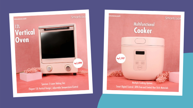 All-Pink Motif Ba? These Kitchen Appliances Cost Less Than P1,500