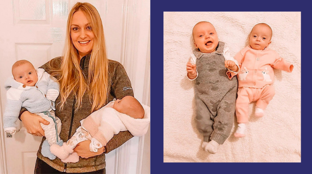 Pregnant Woman Becomes Pregnant Again Just 3 Weeks Later, Giving Birth To Rare 'Super Twins'