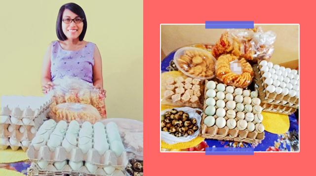Umaabot Sa P12K Monthly Ang Kita Ni Mommy Sa Reselling Ng Itlog, Balut, Okoy, Atbp