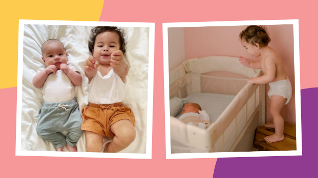 Andi Eigenmann's Babies Lilo And Koa Are Already Each Other's Bestie