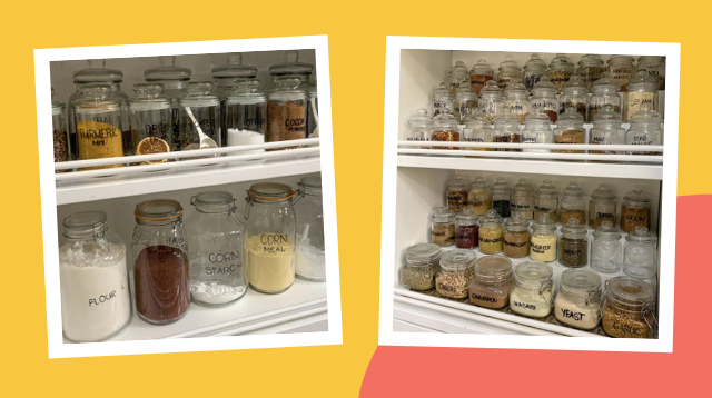 Need Inspiration? This Super Organized Spice Rack Is Everyone's #KusinaGoals