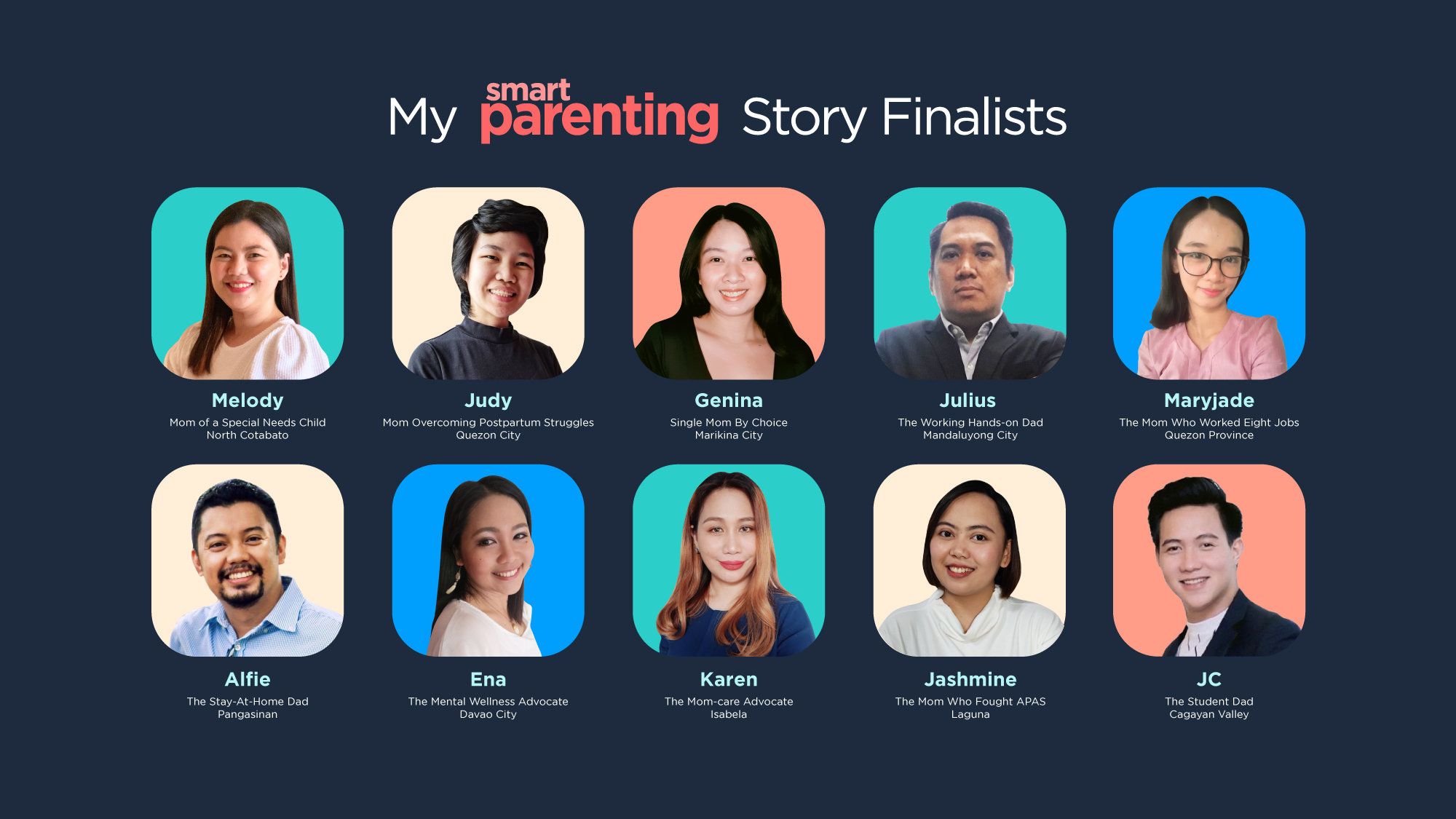 Who Deserves To Win P100,000? Vote For Your Favorite My Smart Parenting Story!