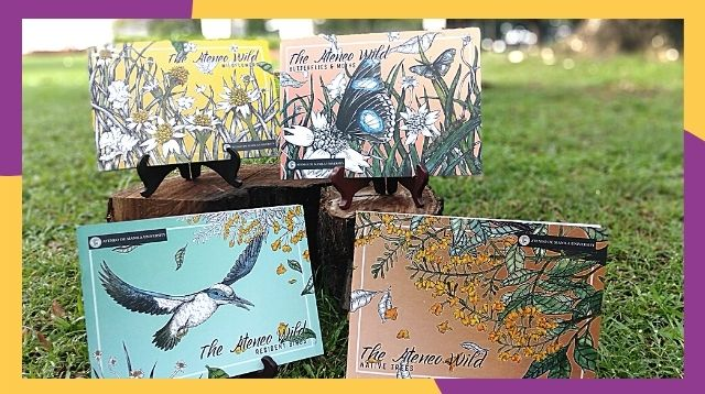 Look! Ateneo Publishes Coloring Books Plus Free-To-Download Flashcards