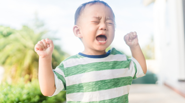 Nananakit, Nangangagat! 6 Ways To Handle Your Toddler's Aggressive Behavior