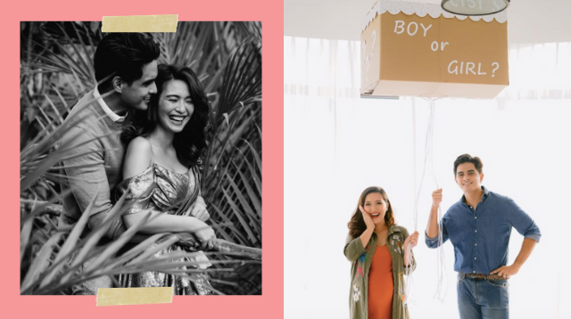 Joyce Pring And Juancho Triviño Are Having A Baby Boy: 'We Can't Wait To Meet You'