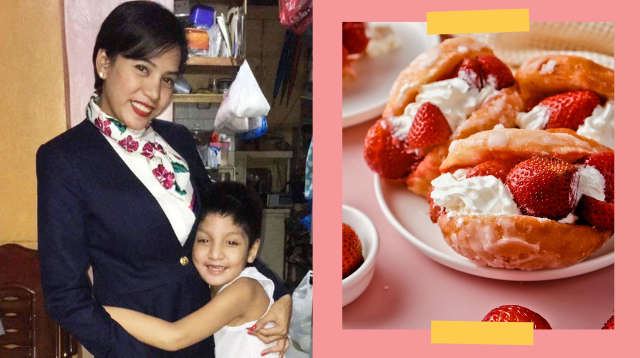 This Mom's Berry Donut Business Earns P7K To P14K And Helps Her Son With Autism