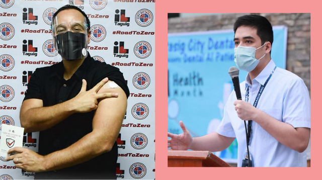 Mayors Vico Sotto, Lino Cayetano Will Vaccinate Workers Who Do Not Live In Pasig Or Taguig