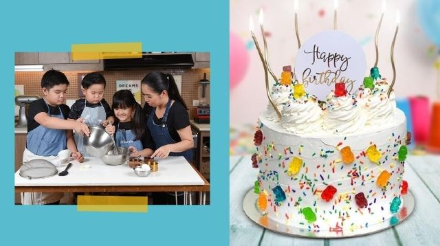These Kids Come Up With Ideas For Mom's Cake Business And Get A Cut Of The Profit
