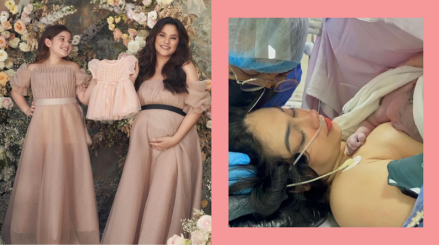 Vlogger Zeinab Harake Gives Birth To A Baby Girl; Jerika Ejercito's Having A Daughter, Too