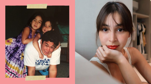 Julia Barretto, Dennis Padilla Masinsinang Pinag-usapan Ang Dating Hinanakit Sa Isa't-Isa