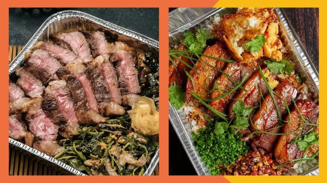 Pahinga Ka Muna, Ma! Food Trays You Can Order For Mother's Day Weekend
