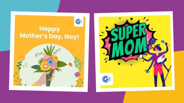 I-GCash Mo Na Lang, Dad: Last Minute Mother's Day Gift Para Kay Nanay