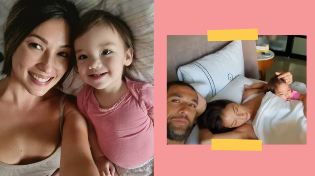Nico Bolzico Surprises Solenn On Mother's Day: You Haven't Gone Crazy With El Padre Around
