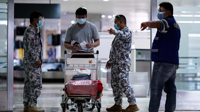 Quarantine Hotel Stay Extended For Returning OFWs And Pinoys