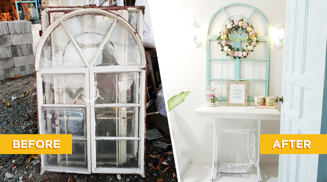 This Mom Transforms Old And Broken Pieces Of Furniture Into 'Shabby Chic' Decor!